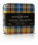 Seife Oatmeal von Scottish Soaps (Tartan Treasures)