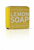 Seife Lemon von Scottish Soaps (Fruit Soap) REDUZIERT