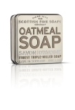 Seife Oatmeal (Haferflocken) von Scottish Soaps
