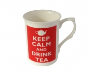 Tasse Keep calm and drink tea REDUZIERT