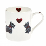 Tasse Country Life - Scotties