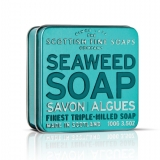 Seife Seaweed (Seetang) von Scottish Soaps