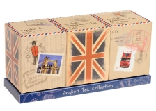 Vintage London Tee Geschenkbox Breakfast London Afternoon Tea REDUZIERT