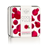 Seife Christmas Cool Yule Cranberry (Cranberry) von Scottish Soaps