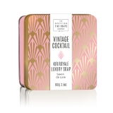 Seife VINTAGE COCKTAIL Kir Royale von Scottish Soaps