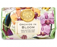 Seife 246 g Orchids in bloom von Michel Design Works