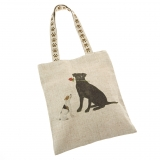 Tasche Country Life Labrador / Jack Russel