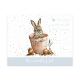Kalender 2019 Family A3 von Wrendale Designs