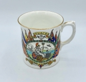 Tasse antik Peace World War I Frieden 1918 Fords