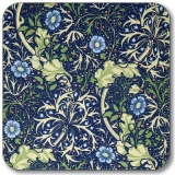 Untersetzer William Morris Seaweed